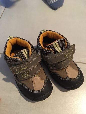 Clarks buty 4,5 czyli 21, goretex stan bardzo dobry