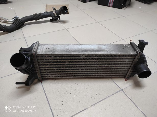 Intercooler Kangoo 3