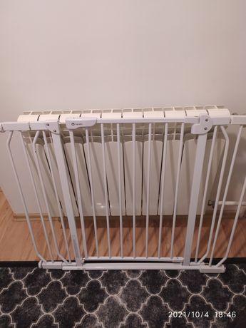 Bramka barierka zabezpieczająca na schod Lionelo Truus slim