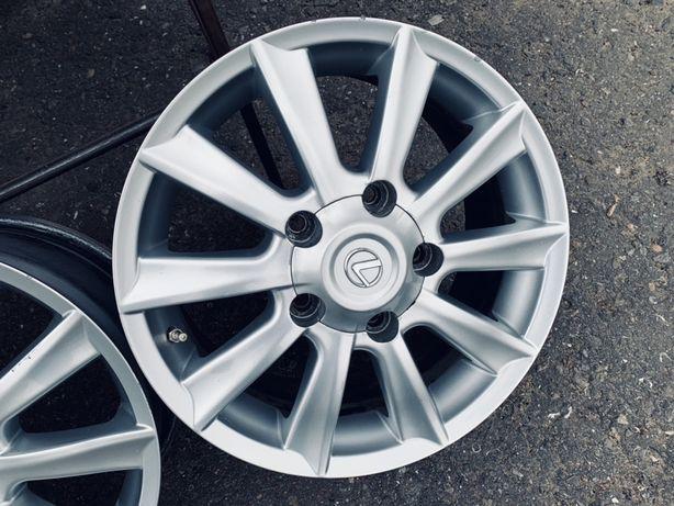 Диски Lexus LX R18