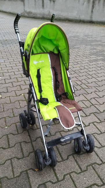 wózek składany typ parasolka lekki milly mally joker