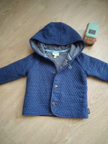 Утеплённый пиджак Baker на мальчика 6-9мес