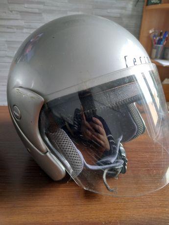 2 kaski Ferro skuter motor rozm M