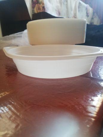 Тарелка одноразовая суповая. Одноразовая посуда