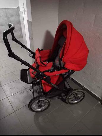 Wózek gondola plus spacerówka nowa cena