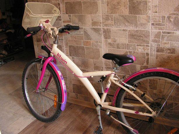 rower dla dziewczynki 26' B'twin