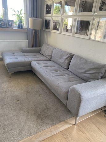 Sofa narożna firmy MADE