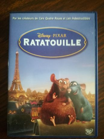 Ratatouille - DVD Disney - PIXAR