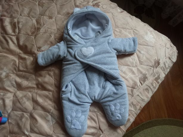 дитячий комбінезон для новонародженого