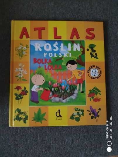 Atlas roślin polskich Bolka i Lolka