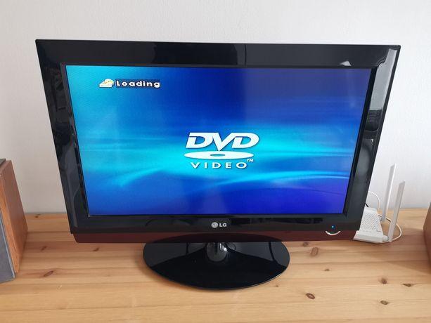 Telewizor LG 26 cali DVD