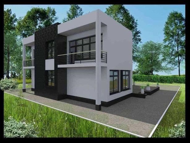 Продам дом с 12 сотками земли. Лесная зона