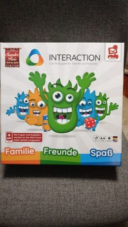 Gra INTERACTION RUDY GAMES Kickstarter Tablet Smartphone
