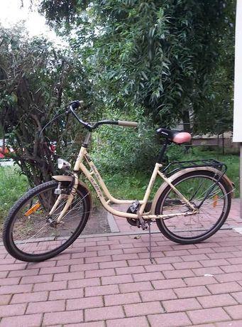 Rower miejski damski SHIMANO 3 biegi