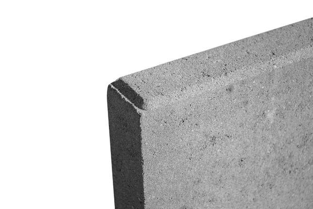 Podmurówka betonowa, deska podwalinowa 25cm H250 L2460 wibroprasowana