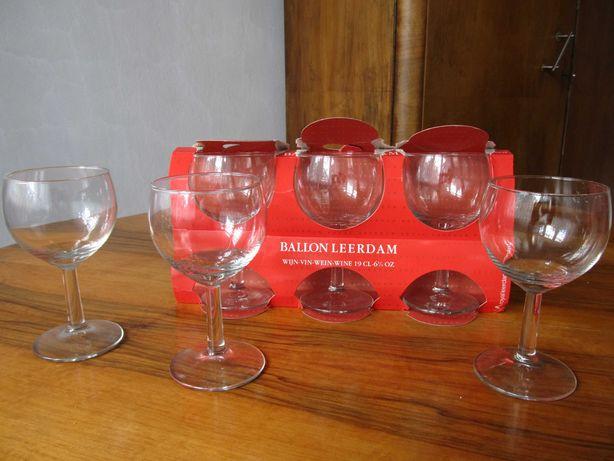 Komplet 6 kieliszków do wina 19cl 190ml Royal Leerdam Holland