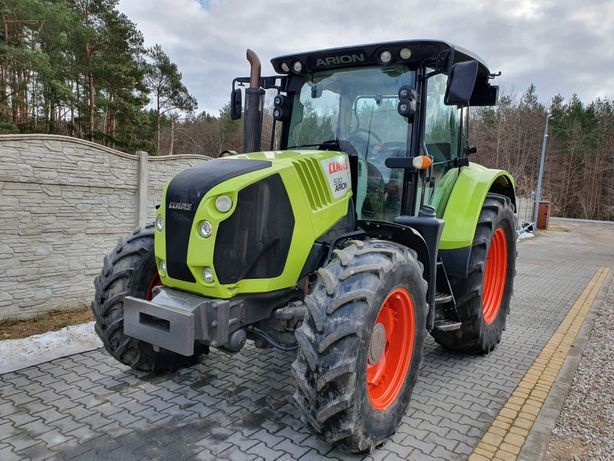 Claas Arion 530 Ares 520 axion 610