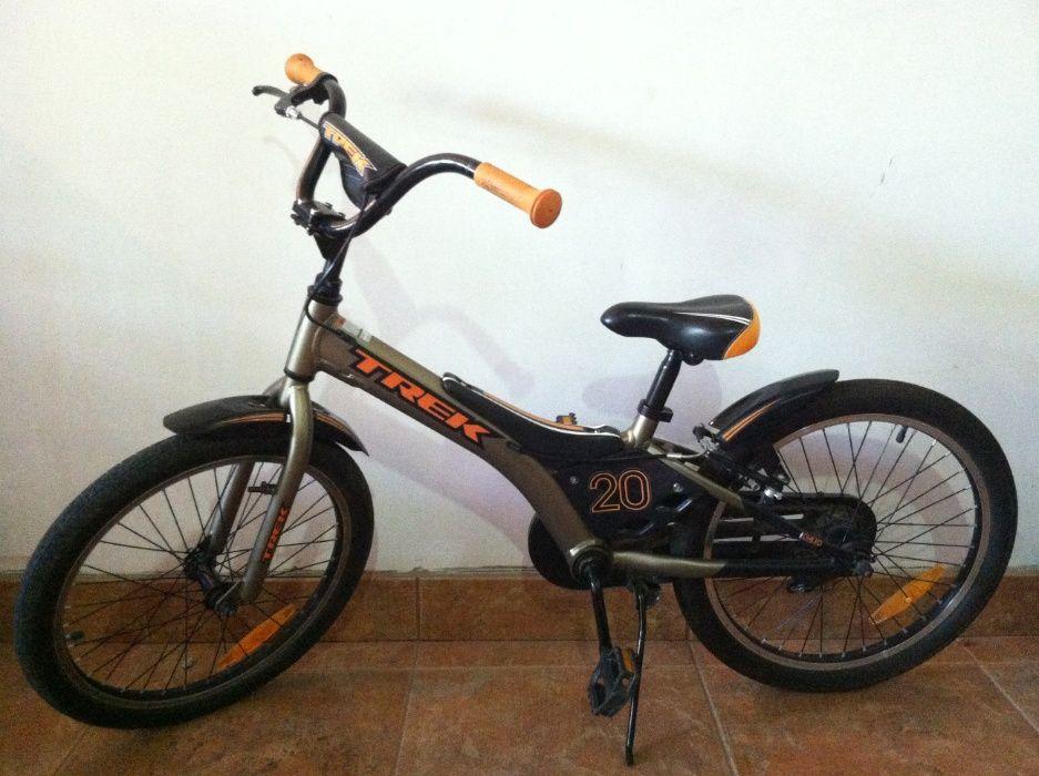 Трек 20 Trek Алюминиевый Детский велосипед Трек 20 дюймов на 5 -12 лет Одесса - изображение 1