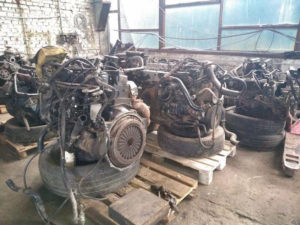 Двигатєль Мотор МАН 4.6л на МаЗ Зубрьонок