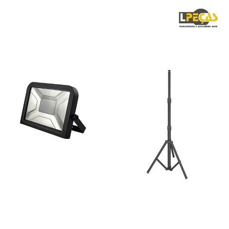 Foco Reflector LED de 50W c/ Tripé