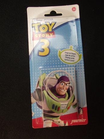 Fournier - Baralho de cartas Disney - Jogo Toy Story 3