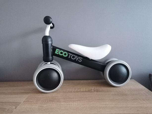 Ecotoys Rowerek biegowy jeździk chodzik mini rower biegaczek