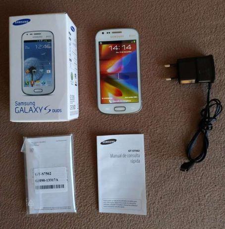 Samsung Galaxy S Duos, Dual SIM - Praticamente novo.