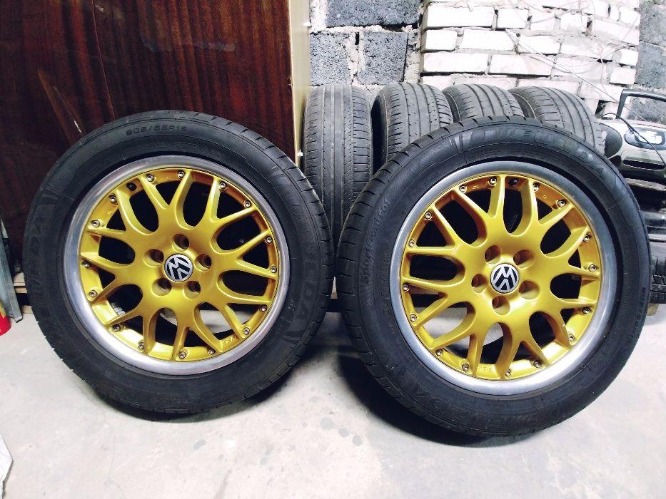 """Felgi koła BBS RS771 Oryginał VW Golf GTI Rarytas 16"""" 6,5J ET42 5x100"""