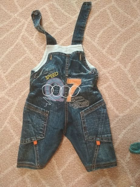 Штани для хлопчика від 6 місяців