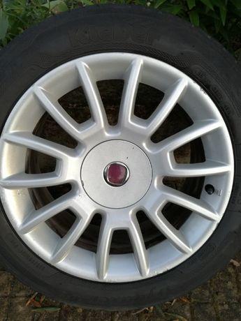 Jantes 16 Fiat com pneus