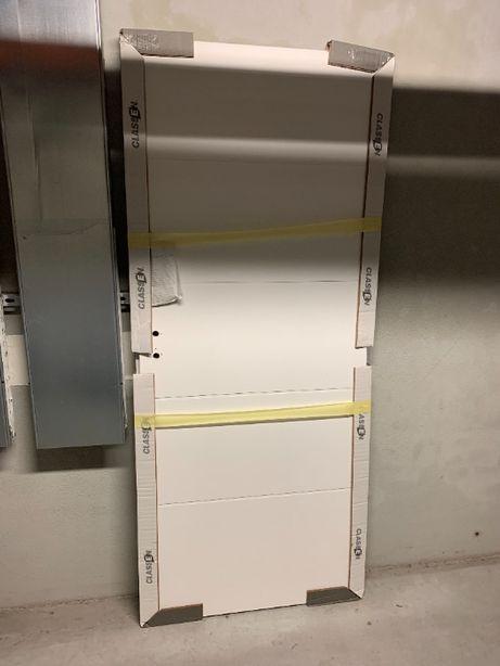ZOBACZ 50% oookazja DRZWI 80 Lewe białe Classen Akcent 1.1 80L porta