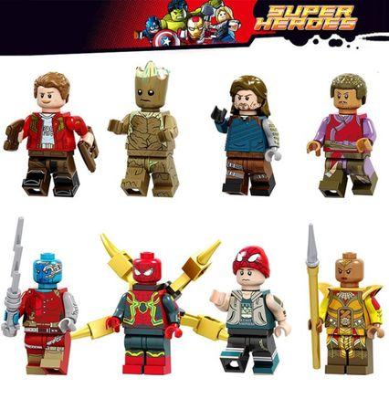 Coleção Bonecos / Minifiguras Super Heróis nº107 - compativeis c/ Lego