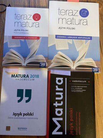 matura repetytoria podręczniki
