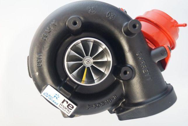 turbina HYBRYDA BMW 530,730 3.0D