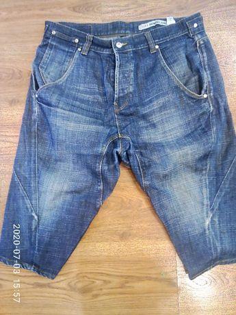 Шорты бриджи джинсовые LEVIS