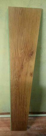 Panele podłogowe 10mm z demontażu - 15m2