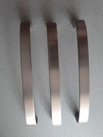 Ручка мебельная (скоба 162 мм нерж.сталь-сатин),14 шт, Furnipart