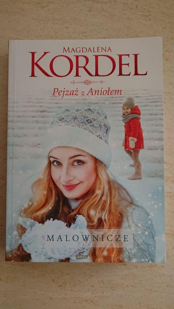 PEJZAŻ Z ANIOŁEM Magdalena Kordel Warszawa - image 1
