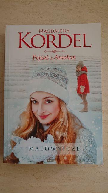 PEJZAŻ Z ANIOŁEM Magdalena Kordel