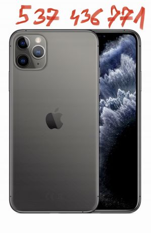 Apple iPhone 11 Pro 512 GB Dual SIM Szary 2000 zł. TANIEJ!!!