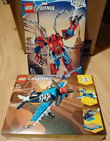 Lego Moc transformers Creator 31099 + Mech 76146 przeczytaj opis Wys24