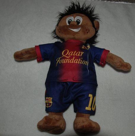 Maskotka przytulanka Messi FCB