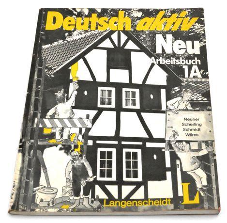 Deutsch aktiv Neu Arbeitsbuch 1A