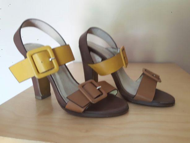 Letnie sandałki rozmiar 37