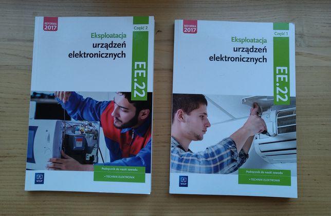 Eksploatacja urządzeń elektronicznych EE.22 cz.1 i cz.2