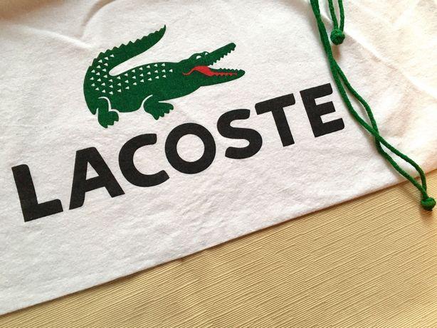 Пыльник/мешочек новый от сумки Lacoste. Оригинал.