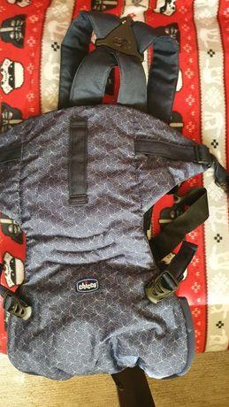 Нагрудная сумка Easyfit, синяя - Chicco