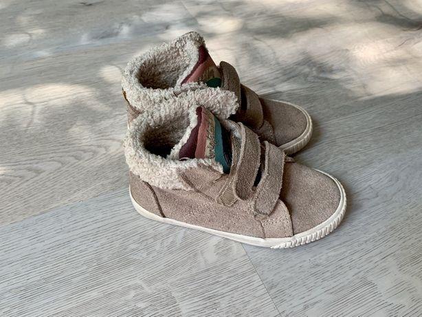 Buty ocieplane Zara rozmiar 26