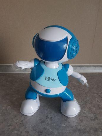 Интерактивный робот Tosy