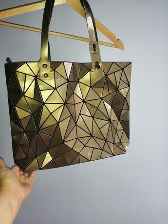 Złota torba stan idealny